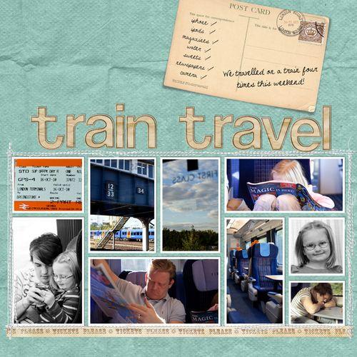 Traintravelweb