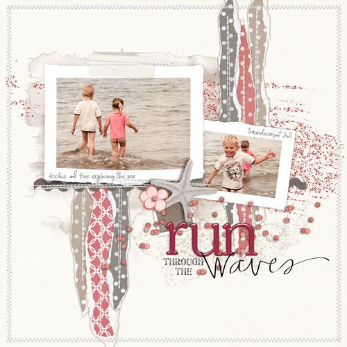 Run-thro-the-waves
