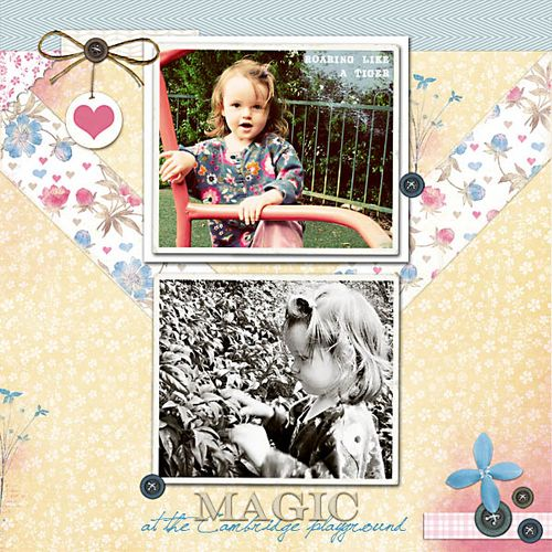 Magic-playground