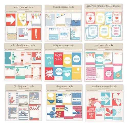 Journalcards