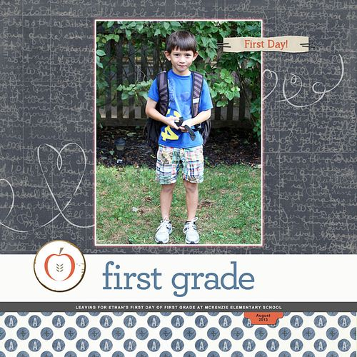 First_grader-lynnie