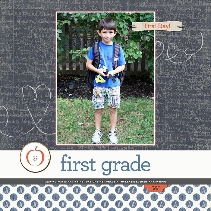 First_grader-lynnie