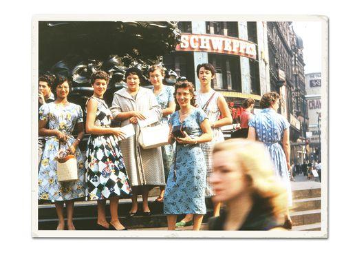 London 1950s