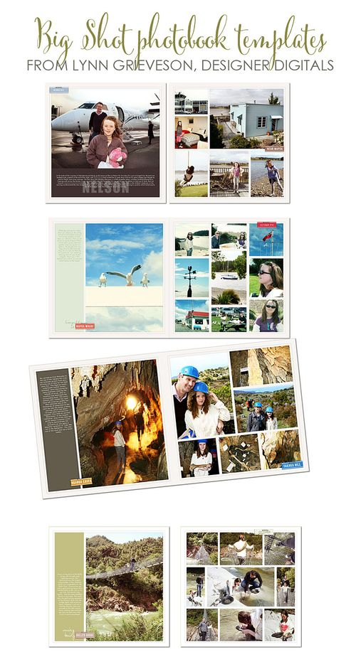 BIG-SHOT-PHOTOBOOK-TEMPLATES