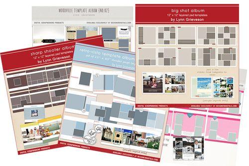 Travel-photobook-templates