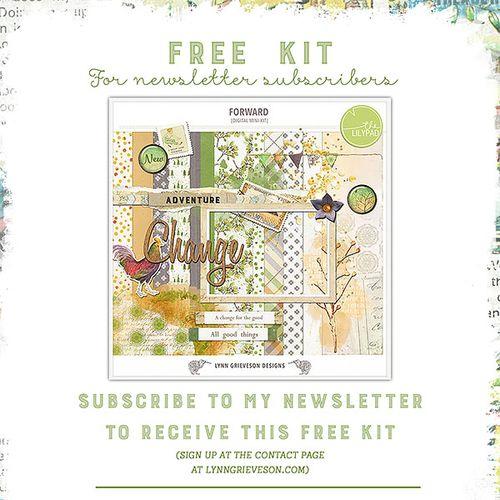 Newsletter-freebie