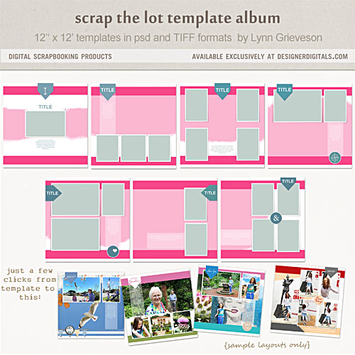 travel and event and vacation photobook templates