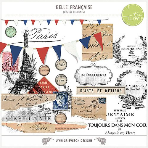 Lgrieveson_belle_francaise_ep