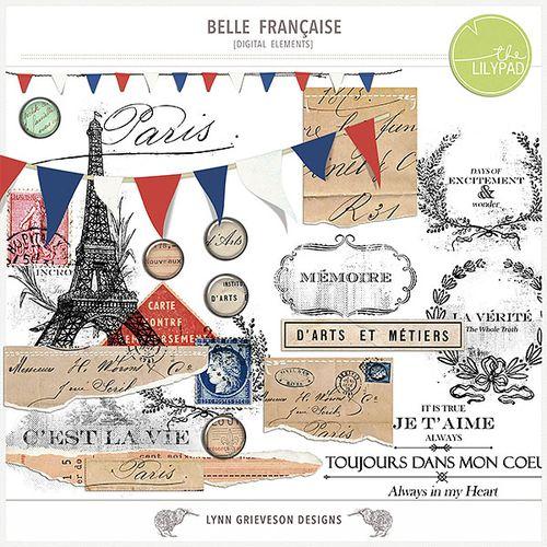Lgrieveson_belle_francaise_ep