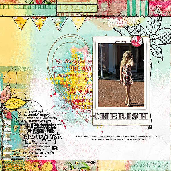 Cherish-eyeore