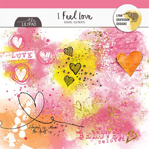 Lgrieveson_I_feel_love_ep